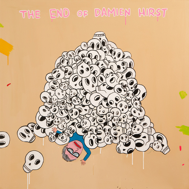 Laurina Paperina, 'The End of Damien Hirst', 2012, Erdmann Contemporary