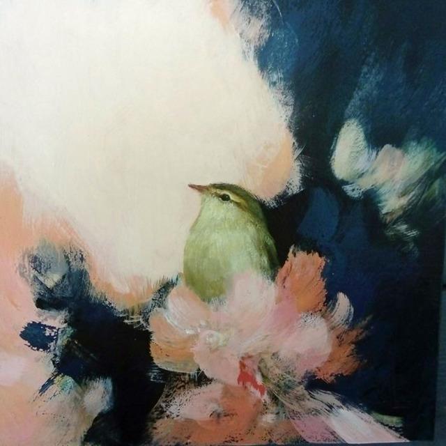 , 'Goldcrest in Pink & Grey,' 2019, Art5 Gallery