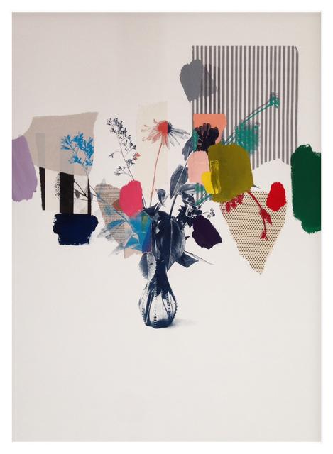 , 'Paper Bouquet III,' 2016, Newzones