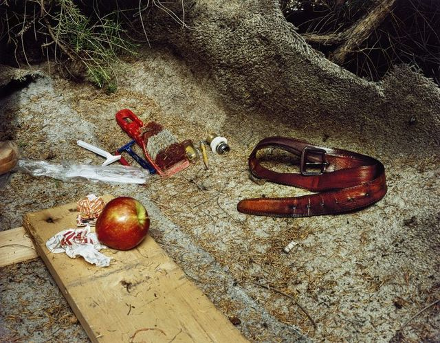 , 'Landscapes for the Homeless #29,' 1990, Yancey Richardson Gallery
