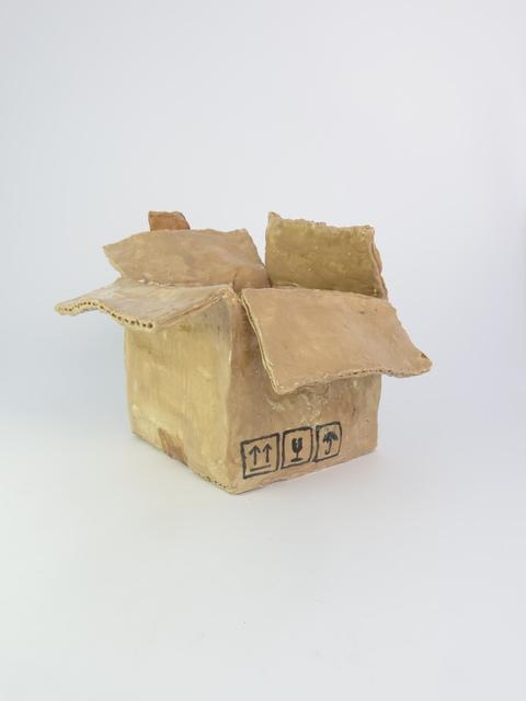 , 'Cardboard Box,' 2015, V1 Gallery