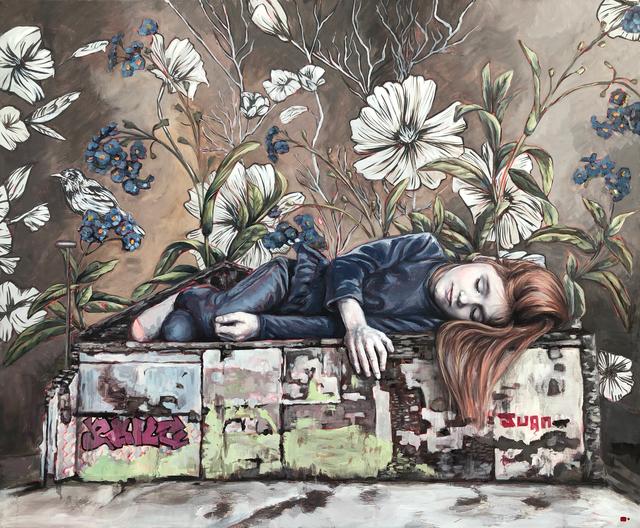 , 'Sleeper I,' 2018, NextStreet Gallery