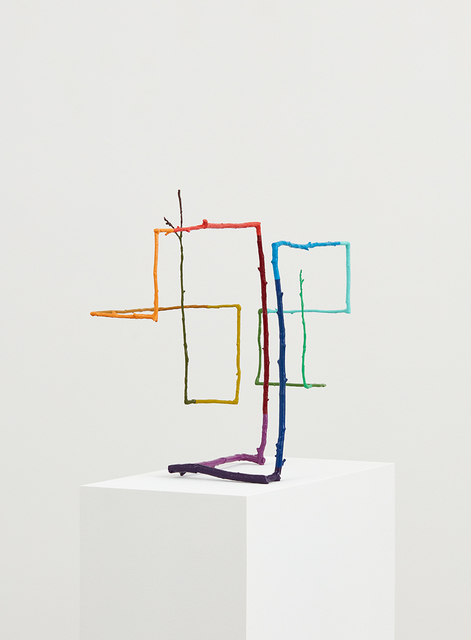 , 'Daily Pattern,' 2017, David Kordansky Gallery