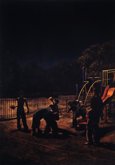 , 'Tracy Adkins Park,' 2008, Ethan Cohen New York