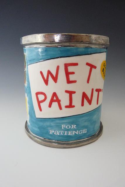 Gena Fowler, 'Wet Paint (For Patience)', 2016, Ellsworth Gallery