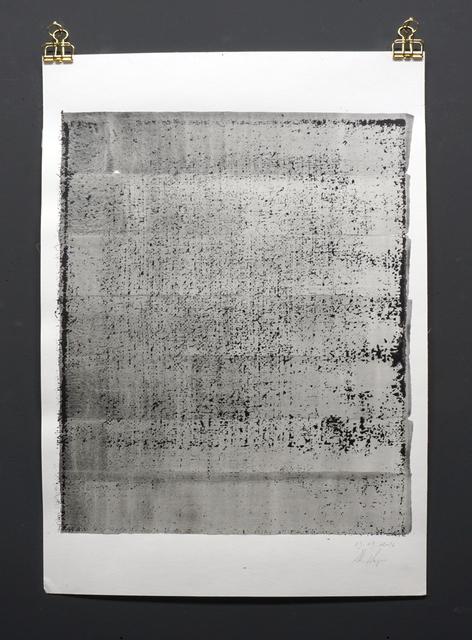 , 'S/T,' 2016, F2 Galería