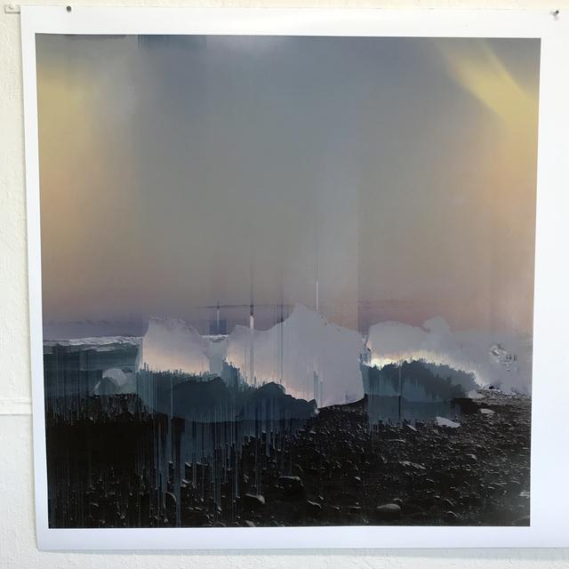 Ioe Key, 'Ice', 2019 , Photography, Digital print, Kala Art Institute