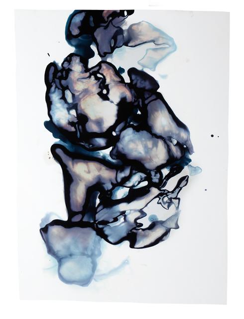 , 'Blood Print 82,' 2016, GALLERY 1/1