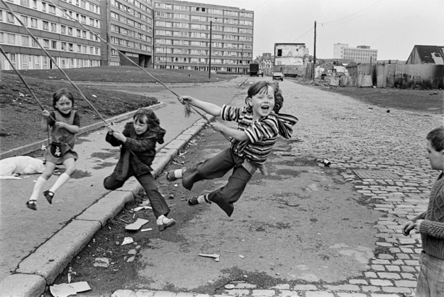 , 'Belfast,' 1978, The Photographers' Gallery