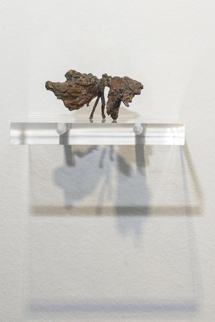 , 'Shooting Clouds II,' 2014, Galerie Kornfeld