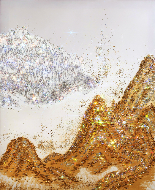 , 'ARTIFICIAL LANDSCAPE– Mountain Gold,' 2017, Gallery Now