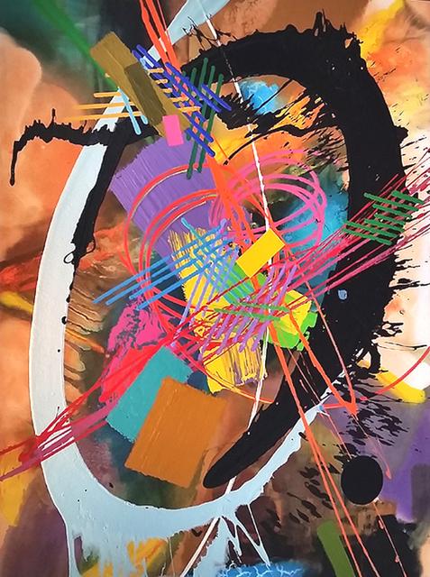 , 'Collider Alpha,' 2015, Greg Thompson Fine Art