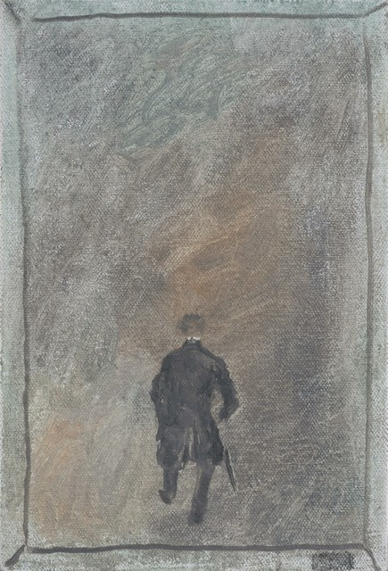 , 'Walking,' 2015, Aye Gallery