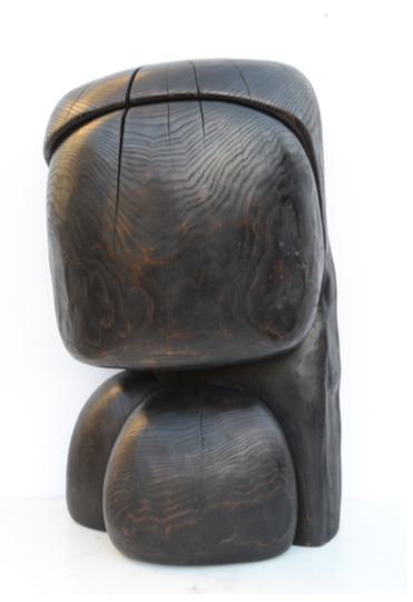 , 'Femme à la coiffure,' 1990, Galerie Nathalie Obadia