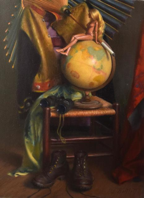 William Bartlett, 'Top of the World', 2019, Painting, Oil, The Guild of Boston Artists