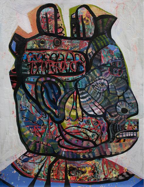 , 'Devil,' 2017, Galerie Matthew Namour