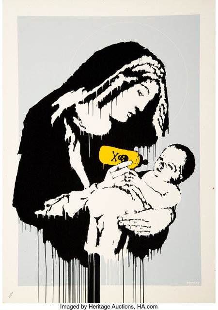 Banksy, 'Toxic Mary', 2004, Heritage Auctions