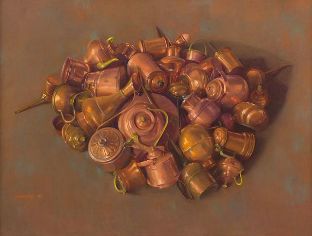 , 'COPPER CLUSTER,' 2008, Jerald Melberg Gallery