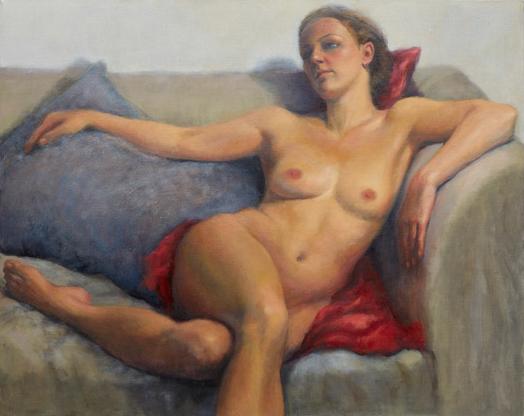 , 'Italian Girl,' 2014, Octavia Art Gallery