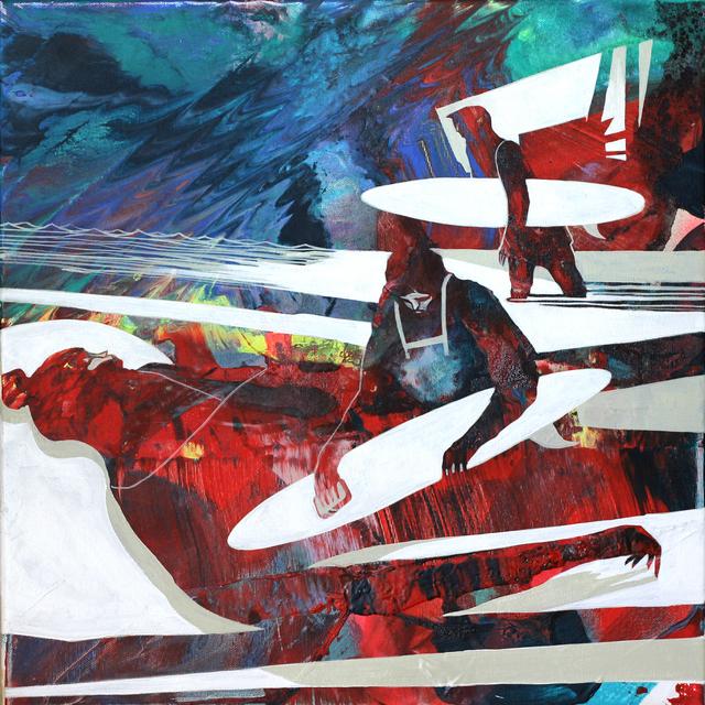 Will Barras, 'Dead Calm', 2019, Fousion Gallery