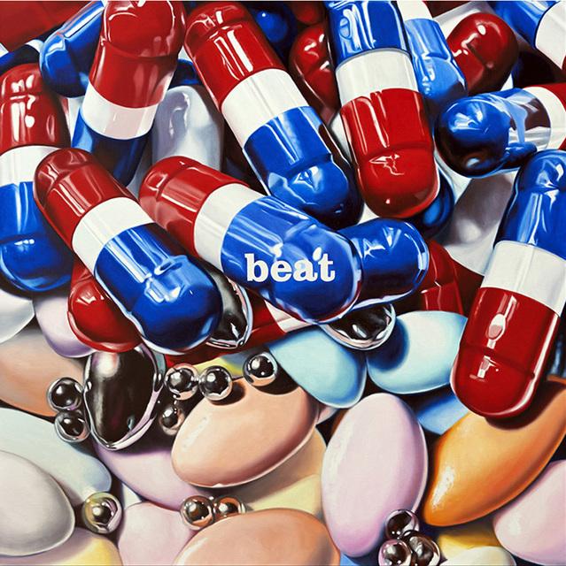 Philippe Huart, 'Heartbeat Pills', 2012, Galleri GKM