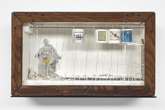 , 'Untitled (Soap box),' 1956-1958, DICKINSON