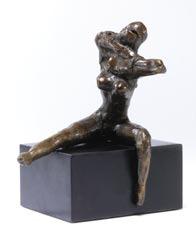 Reg Butler, 'Seated Figure I', 1964, Pangolin London