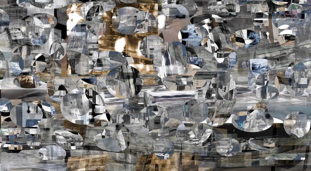 , 'Fugue 10,' 2009, Galeri Nev Istanbul