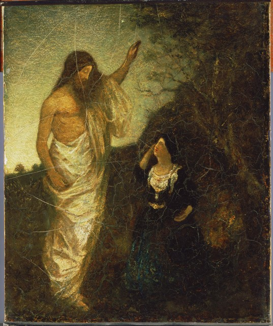 Albert Pinkham Ryder, 'Resurrection', 1885, Phillips Collection