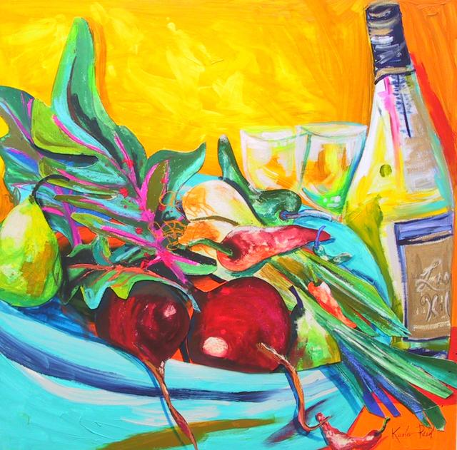 Karla Reid, 'Cornucopia', Zenith Gallery
