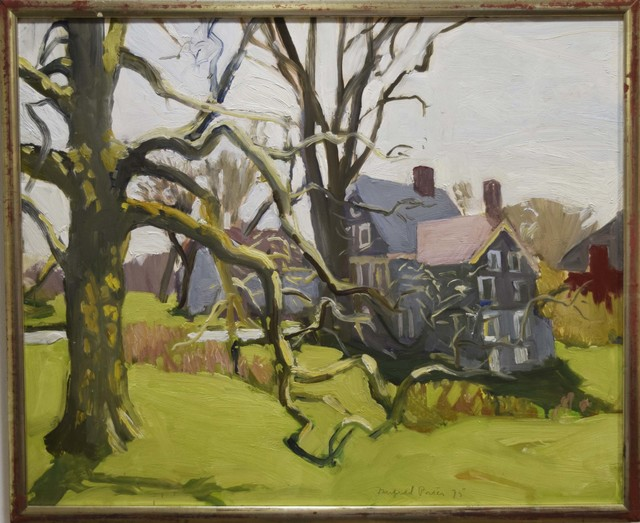 Fairfield Porter, 'A Cold Spring', 1975, Betty Cuningham