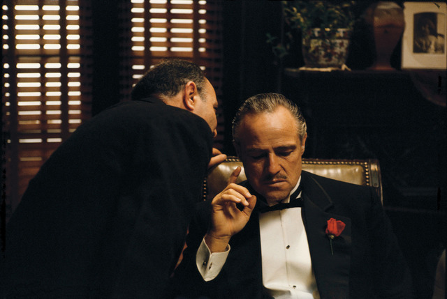 , 'The Godfather, The Whisper,' 1971, Atlas Gallery
