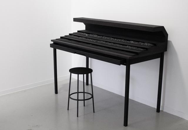 , 'Workspace I,' 2016, Galerie Ron Mandos