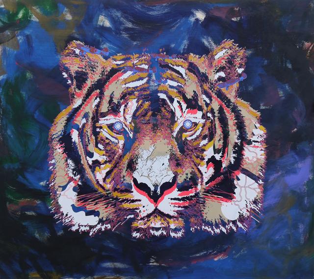 Jacky Tsai, 'Flying Tiger', 2015, Jealous Gallery