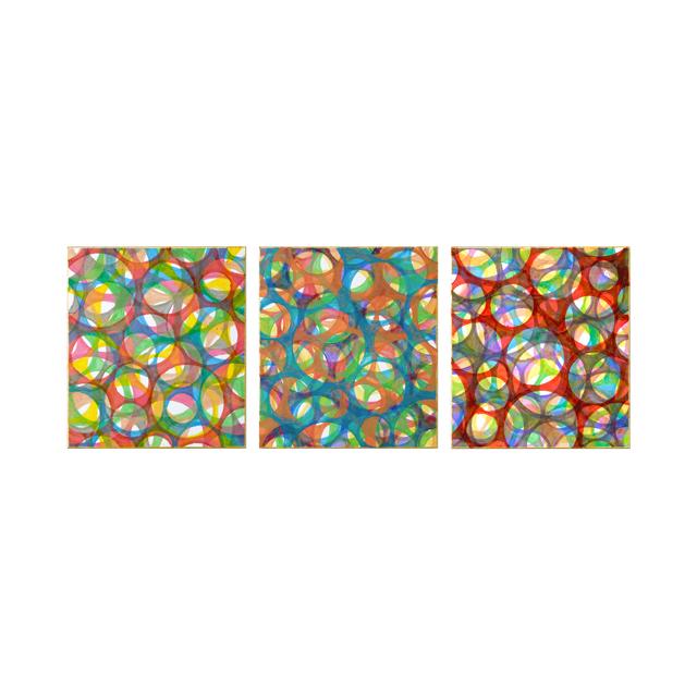 , 'Aquarelle No.2, 3, 4,' 2012, Bartha Contemporary