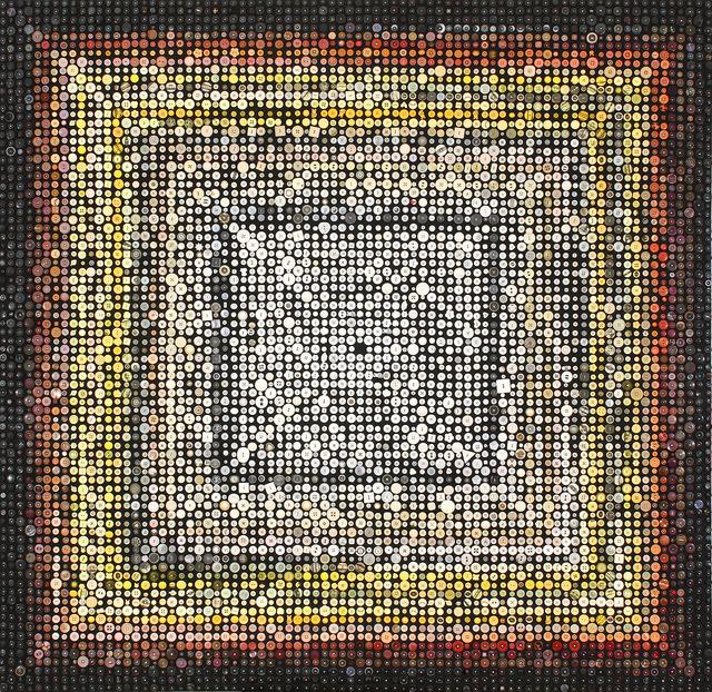, 'Afinidades cromáticas X,' 2013, Galeria Nara Roesler