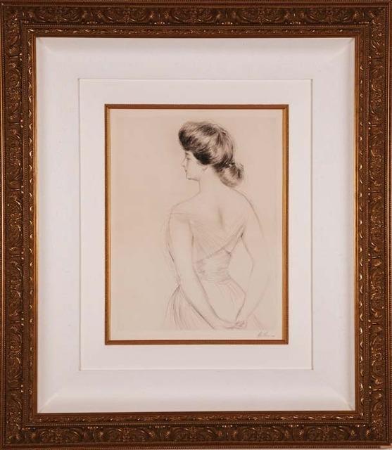 , 'La Femme du Dos,' ca. 1900, Contessa Gallery