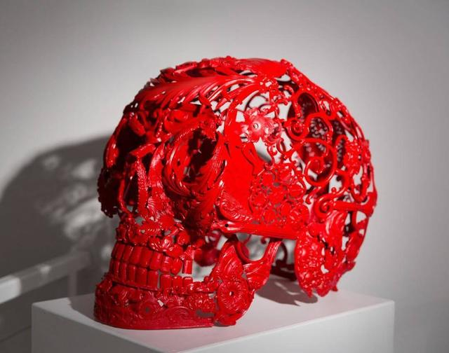 , 'Red Skin,' 2011, Gauchet Fine Art