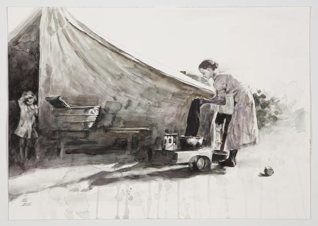 , 'Rural Slum,'  2016, Nancy Hoffman Gallery