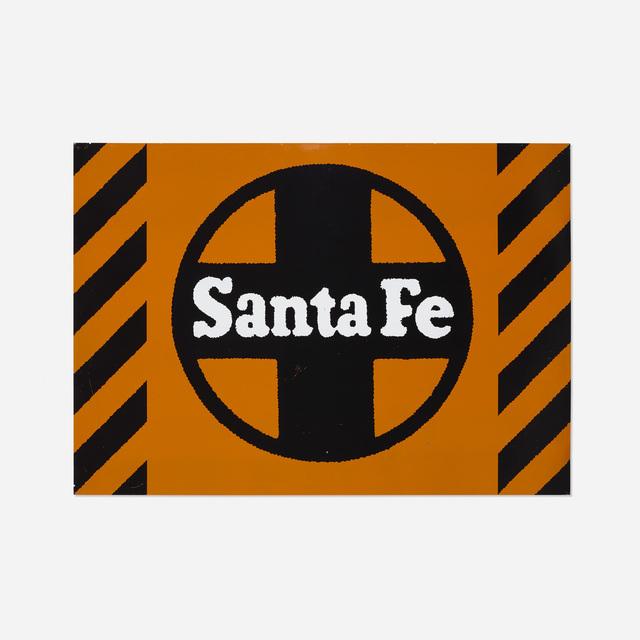 Robert Cottingham, 'Santa Fe', 1987, Wright