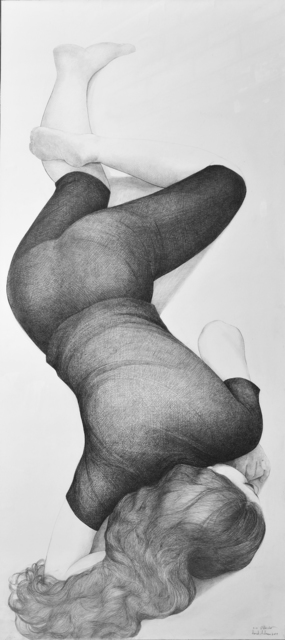 , 'Graphite 3,' 2011, Hafez Gallery