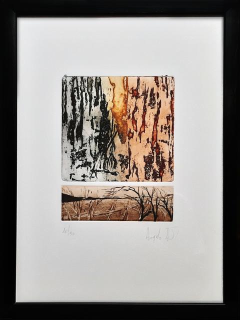 Angelo Ariti, 'Double abstract', 2017, Galleria Quadrifoglio