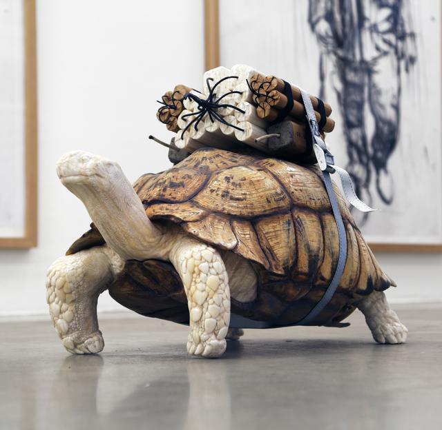 , 'Turtle,' 2015, Christine König Galerie