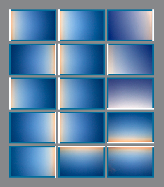 Edgar Leciejewski, 'Horizon X', 2016, Inman Gallery