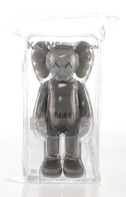 KAWS, 'Companion (Grey)', 2016, Heritage Auctions