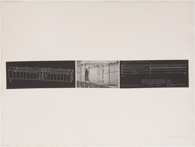, 'Eingangsröhre / Entrance Tube,,' 1972, Georg Kargl Fine Arts