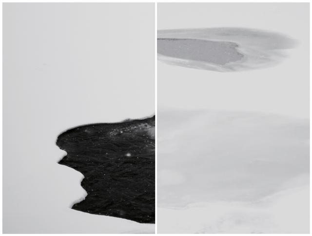 , 'Galaxies,' 2017, MATÈRIA