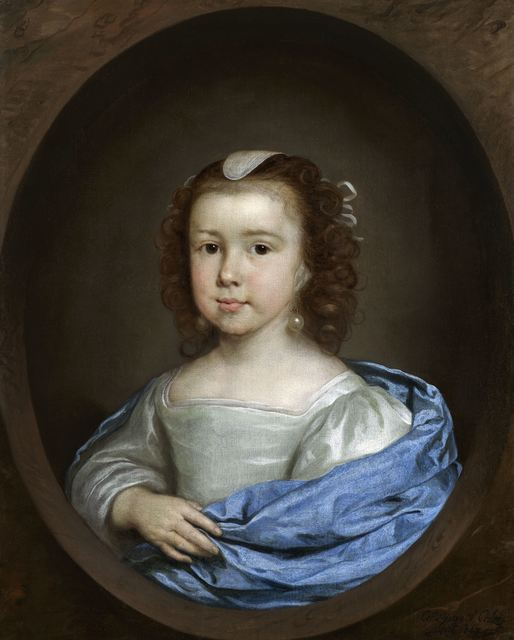 , 'An Unknown Young Girl,' 1643, The Weiss Gallery