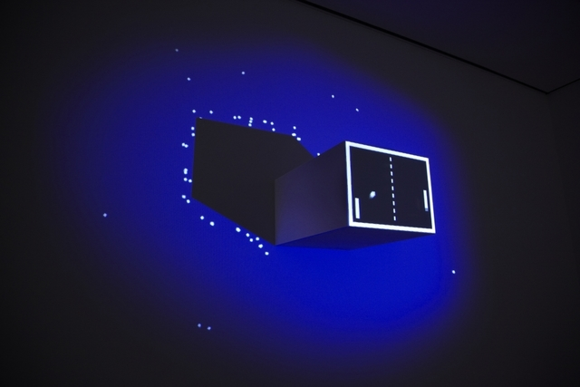 , 'We are Ping, They are Pong,' 2013, Galleria Heino