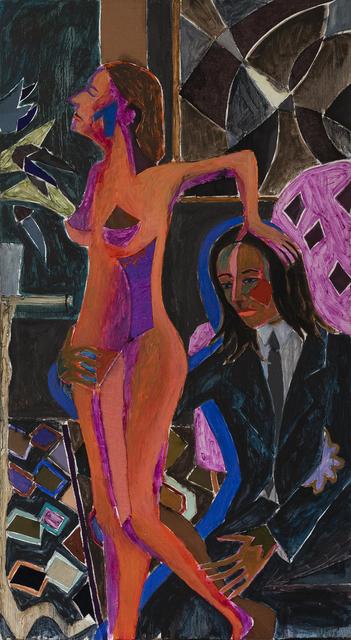 , 'Gravity,' 2015, Hans Alf Gallery